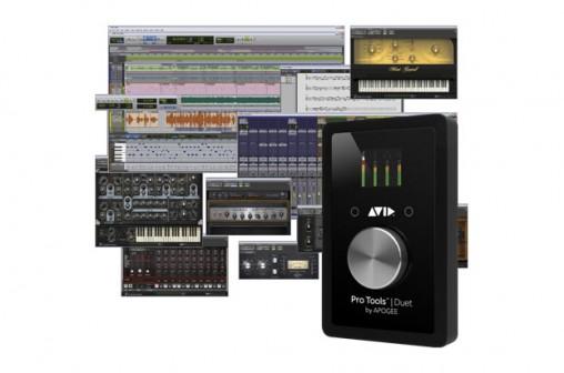 Avid Pro Tools | Duet Pro Tools | Quartet