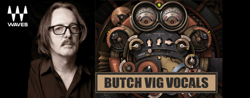 waves butch vig vocals us top rock on. Black Bedroom Furniture Sets. Home Design Ideas