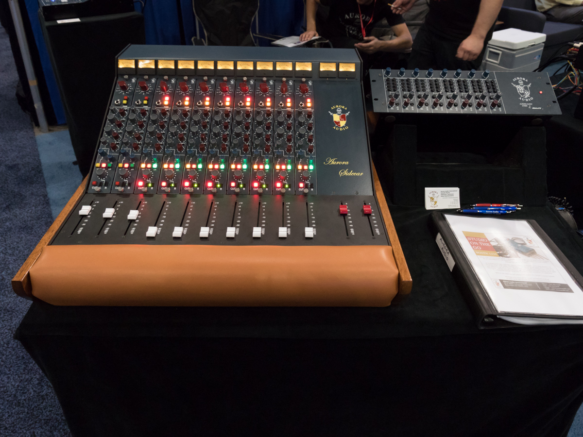 AES 2014 : Aurora Audio