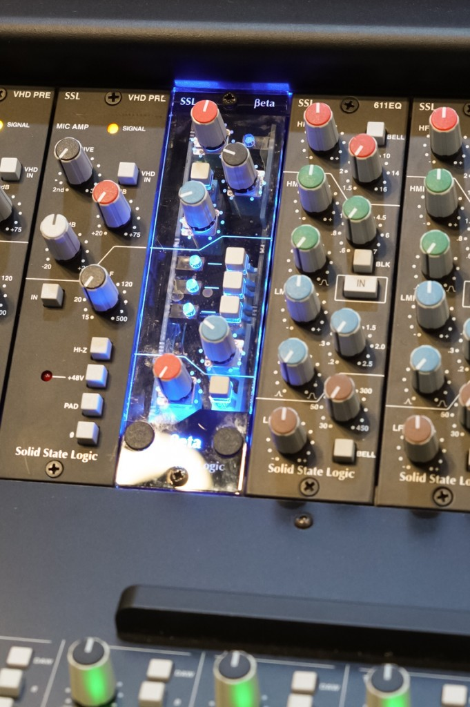 Solid State Logic at aes2015