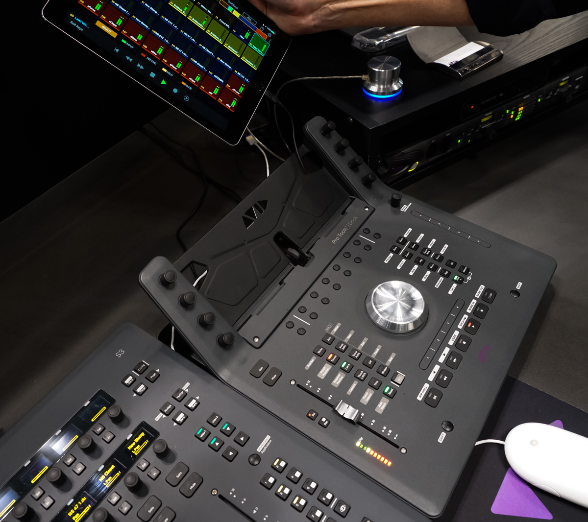 AES2015 Day1 : Avid Pro Tools Dock