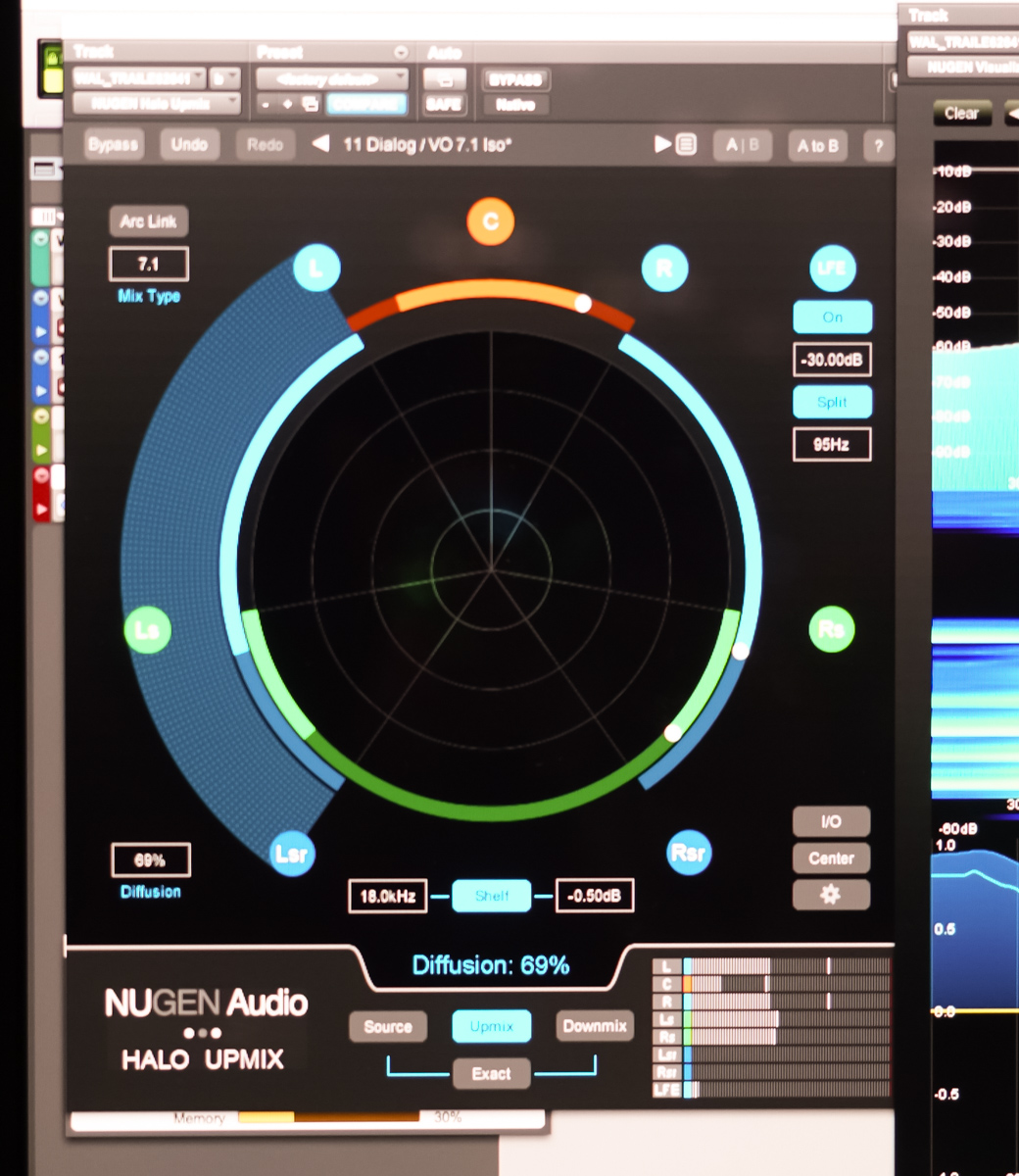 AES2015 Day1 : Nugen Audio