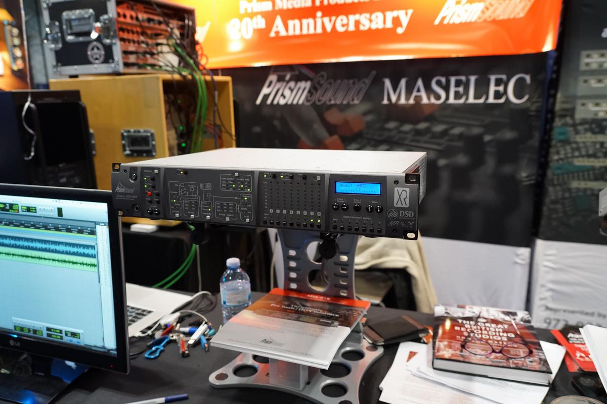 AES2015 Day1 : Prism Atlas/Titan HDX Interface