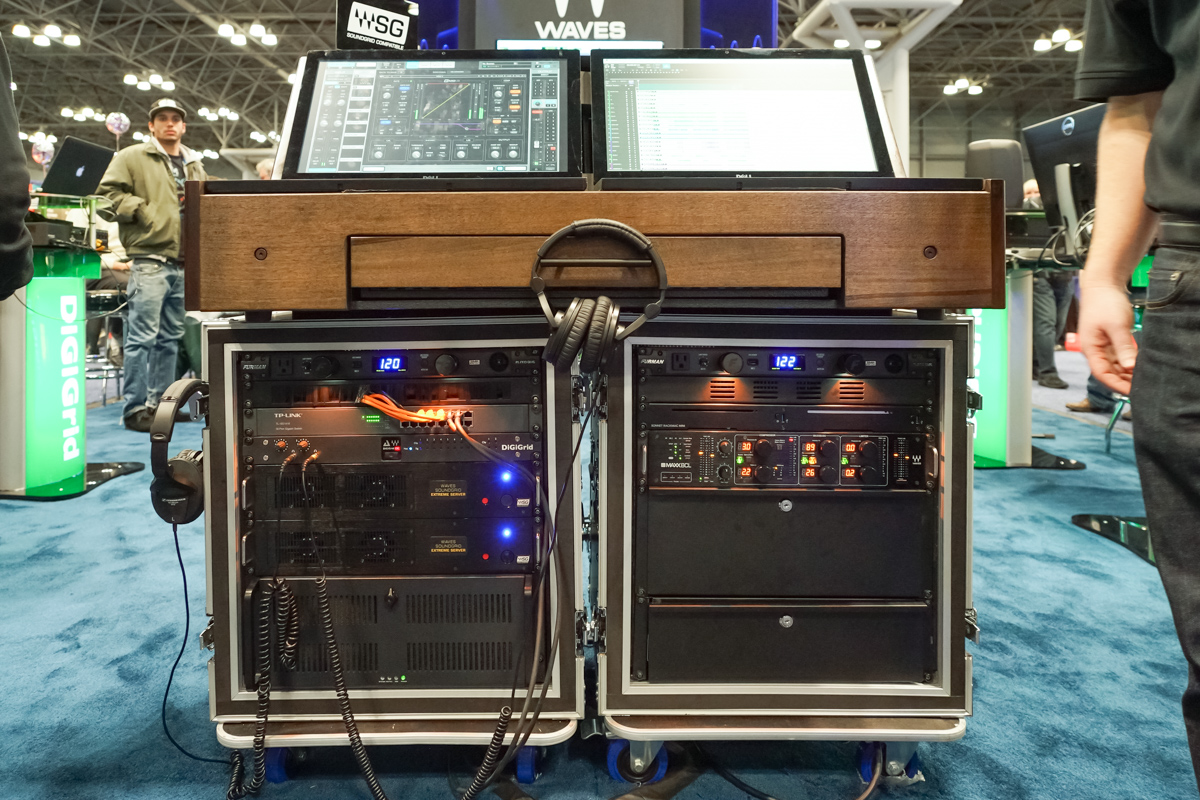 AES2015 Day1 : DiGiGrid