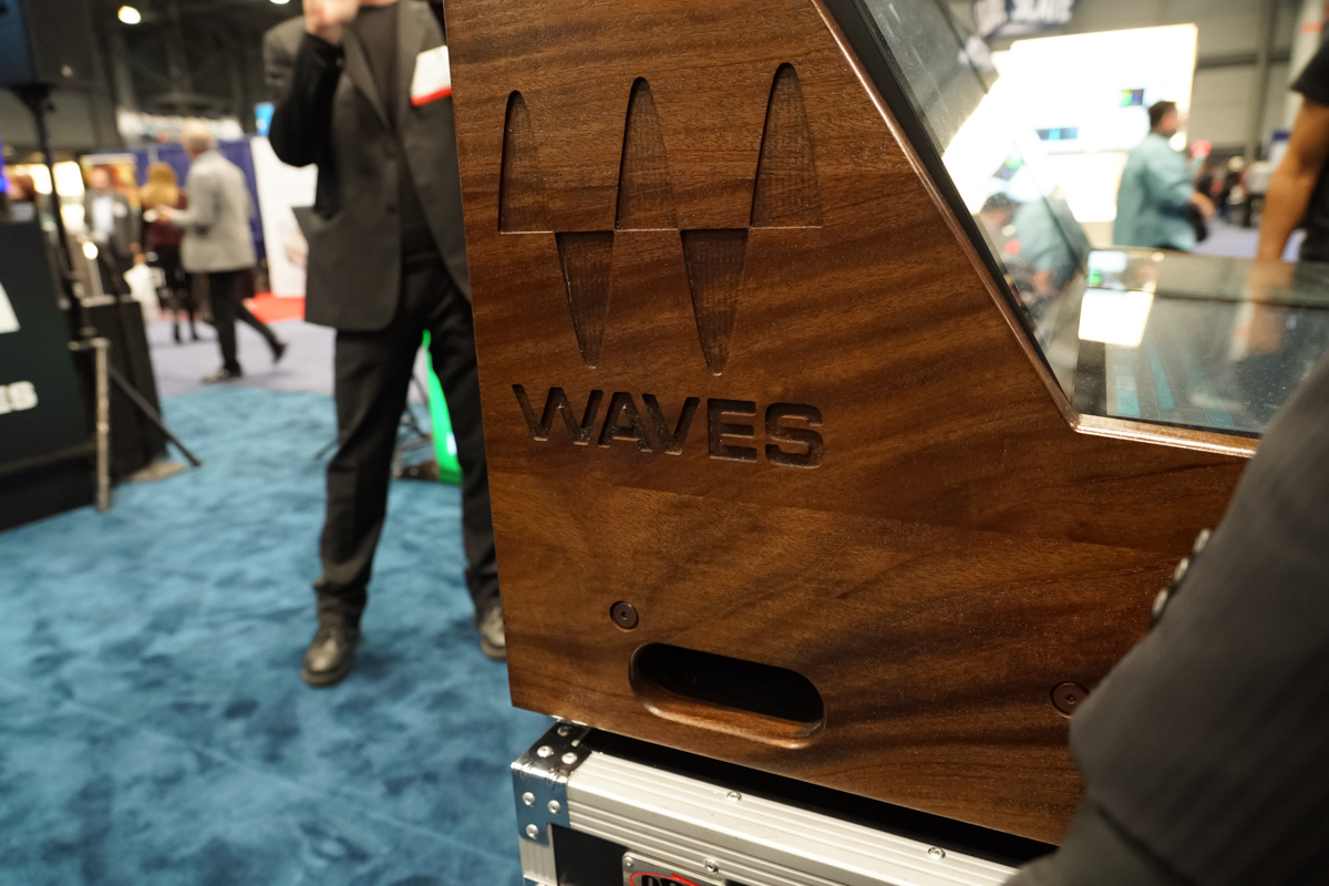 AES2015 Day1 : Waves