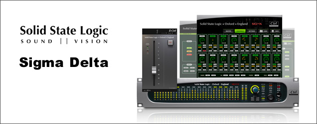 AES2015 直前info : Solid State Logic
