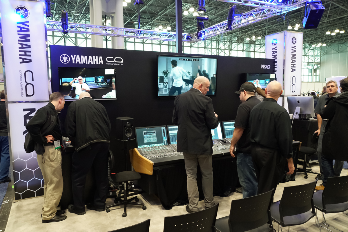 AES2015 Day2 : YAMAHA