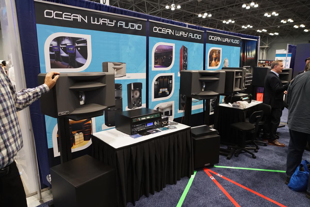 Oceanway Audio at aes2015