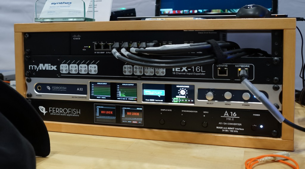 RME Babyface at aes2015
