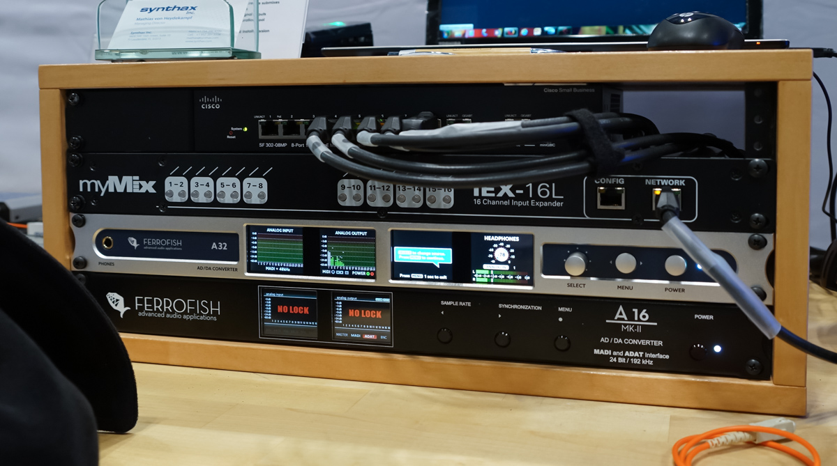 AES2015 Day2 : RME Audio