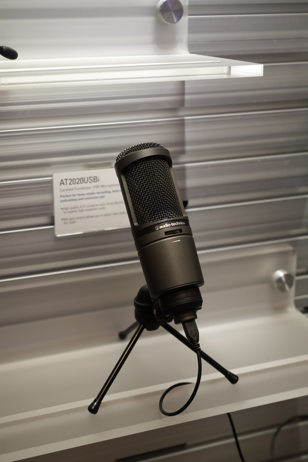 AES2015 Day3 : Audio Technica