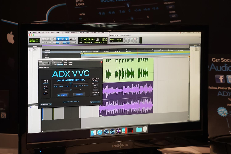 AES2015 Day2 : Audionamix