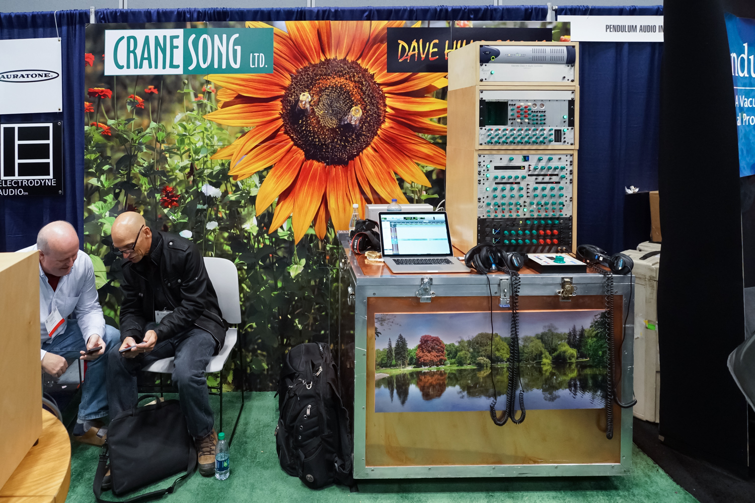 AES2015 Day2 : Crane Song