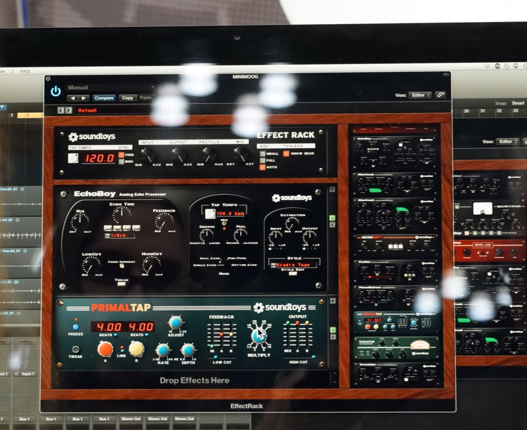 AES 2015 Rock oN  SoundToys