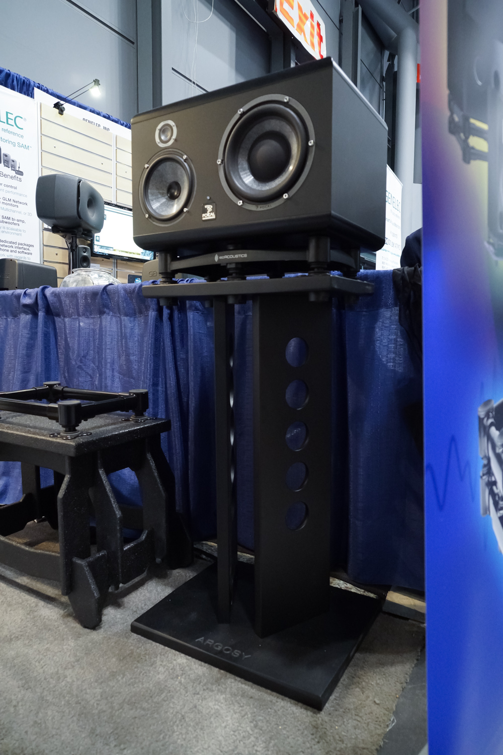 AES2015 Day2 : Focal