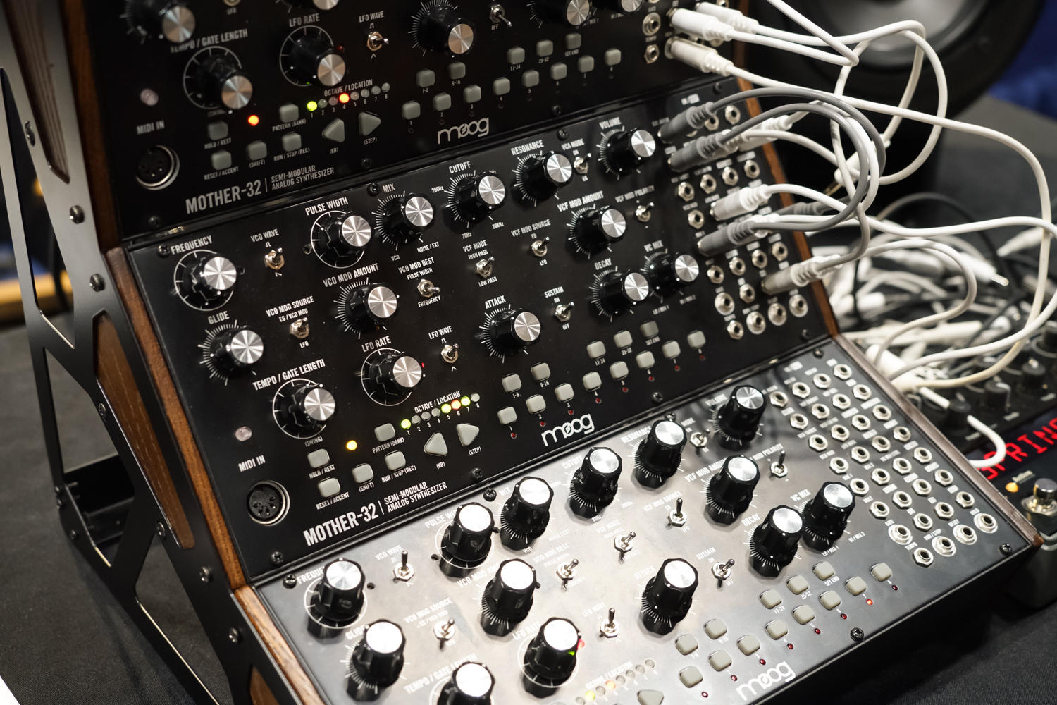 AES2015 Day2 : Moog Music