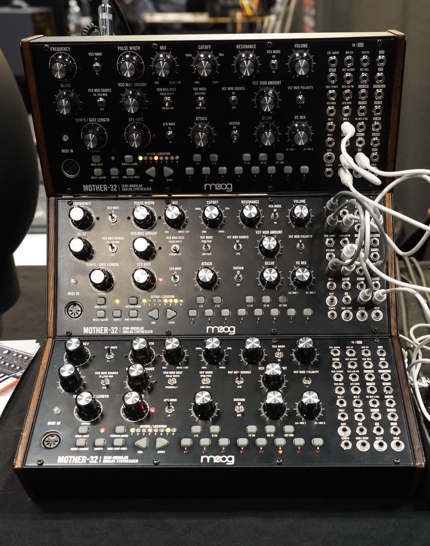 AES2015 Day2 : Moog Music