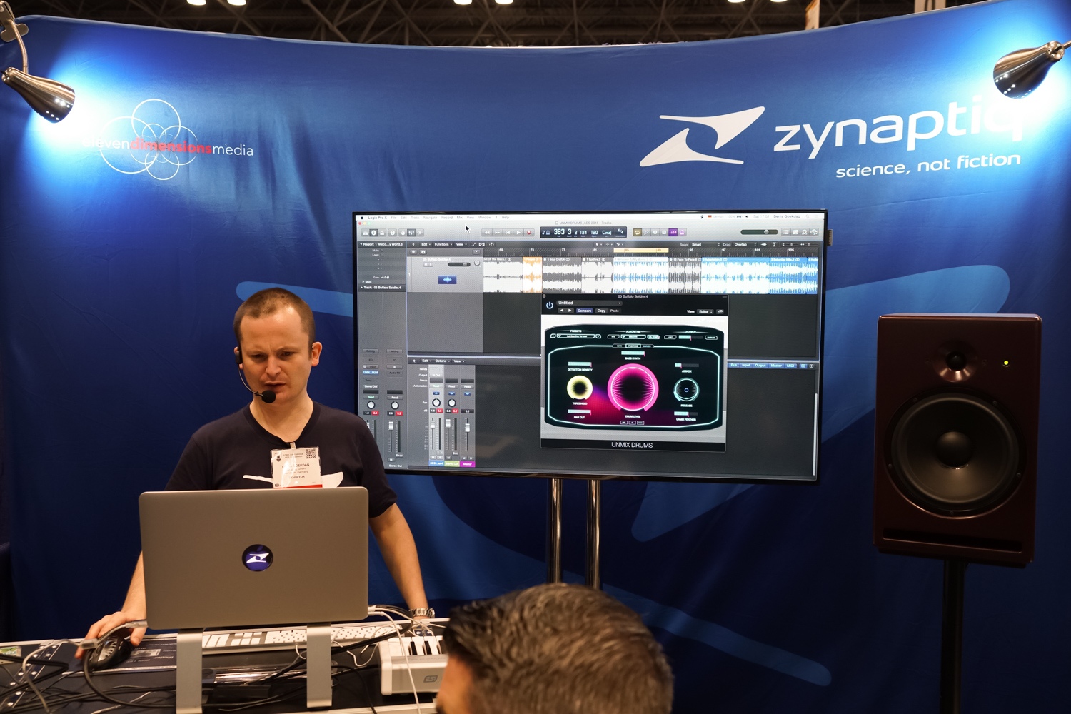 AES2015 Day2 : Zynaptiq