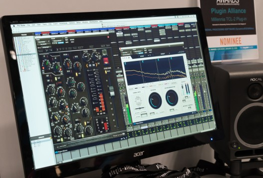 AES 2015 Rock oN Plugin Allians