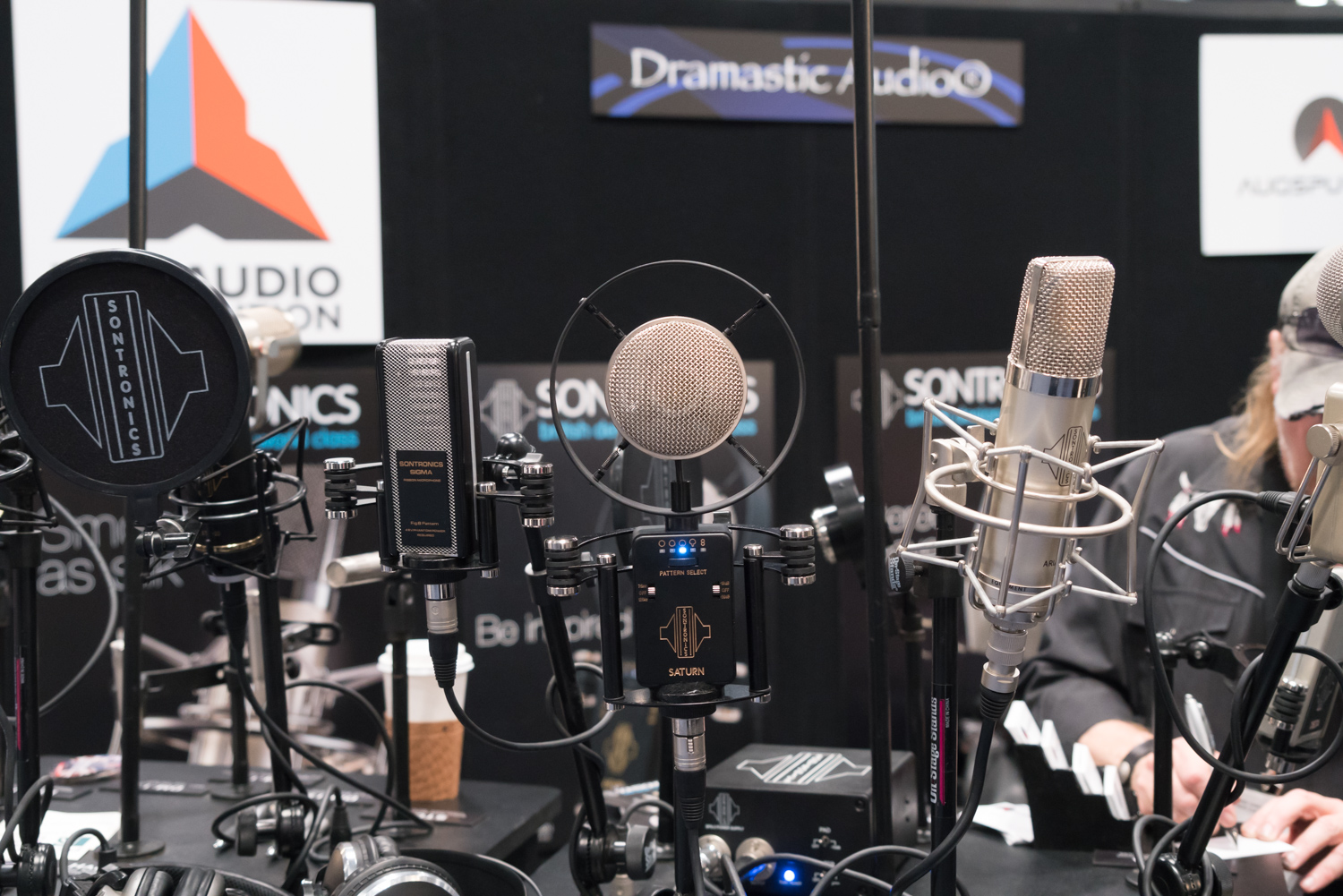 AES2015 DAY3:SONTRONICS