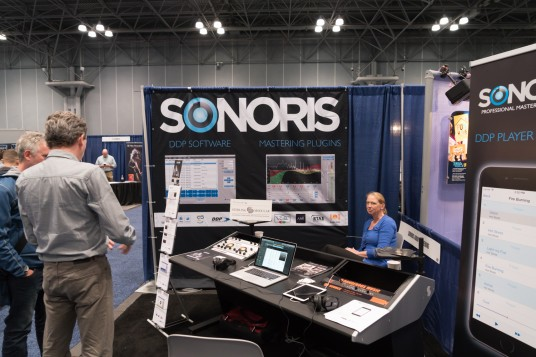AES 2015 Rock oN SONORIS