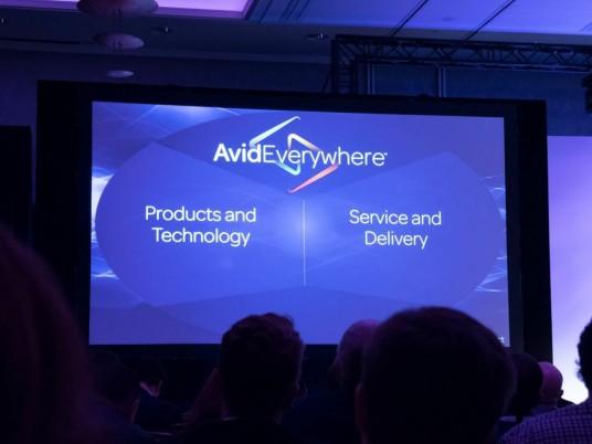 IBC 2014 Avid Connect Avid Cloud