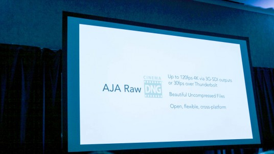 AJA at IBC2014