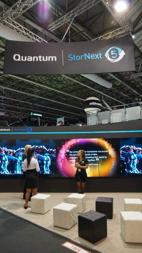 IBC 2014 Quantum