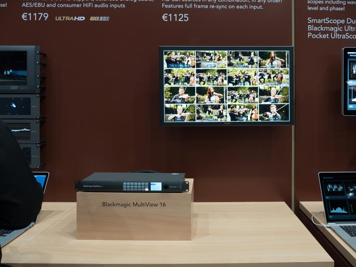 IBC2014:BlackMagic Design