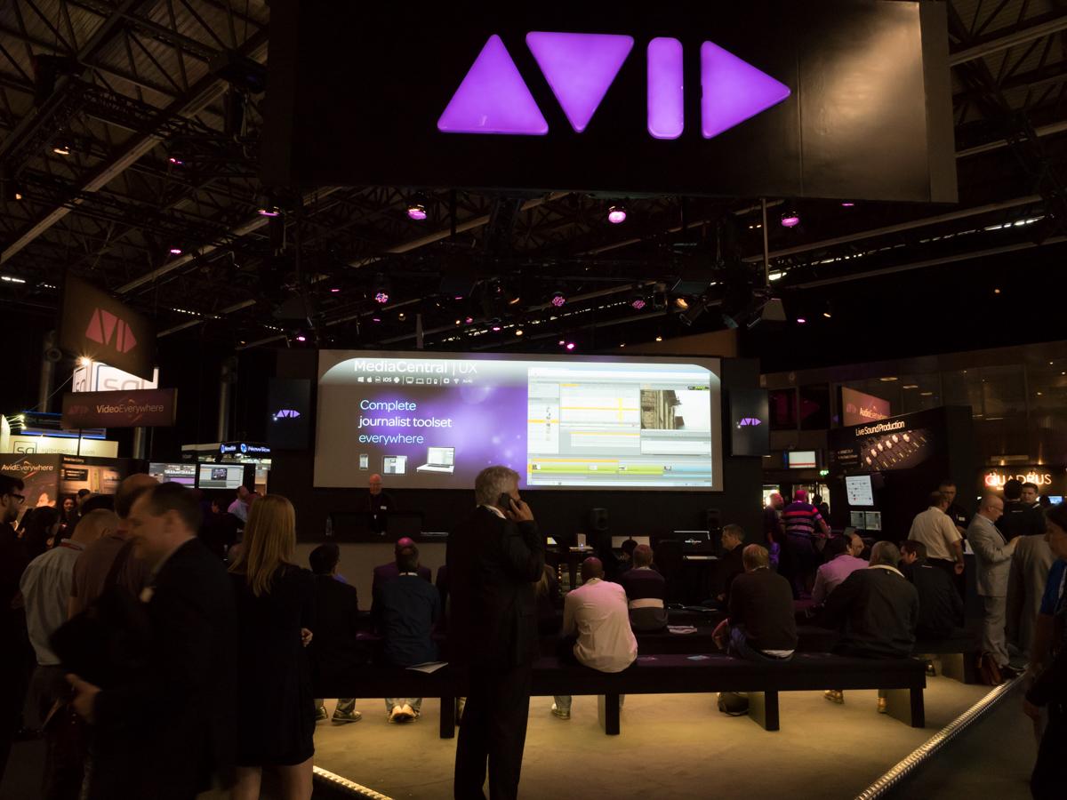 IBC 2014:Avid S6 & VMC-102 速報!