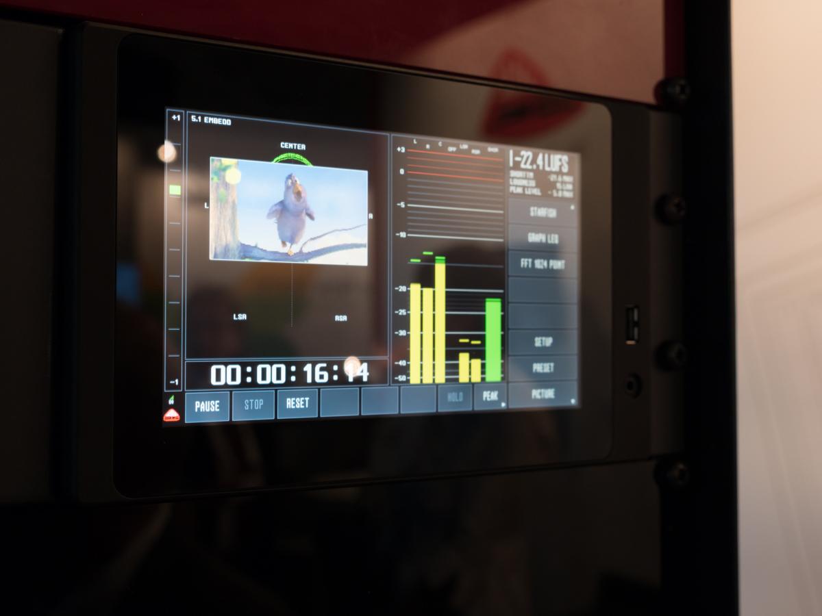 IBC 2014:DK technologies