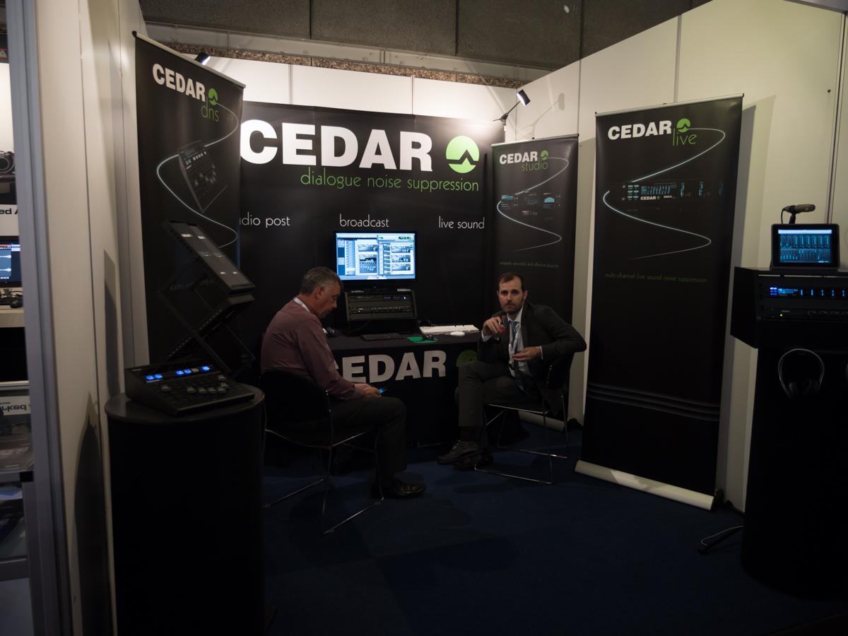 IBC 2014 : CEDAR