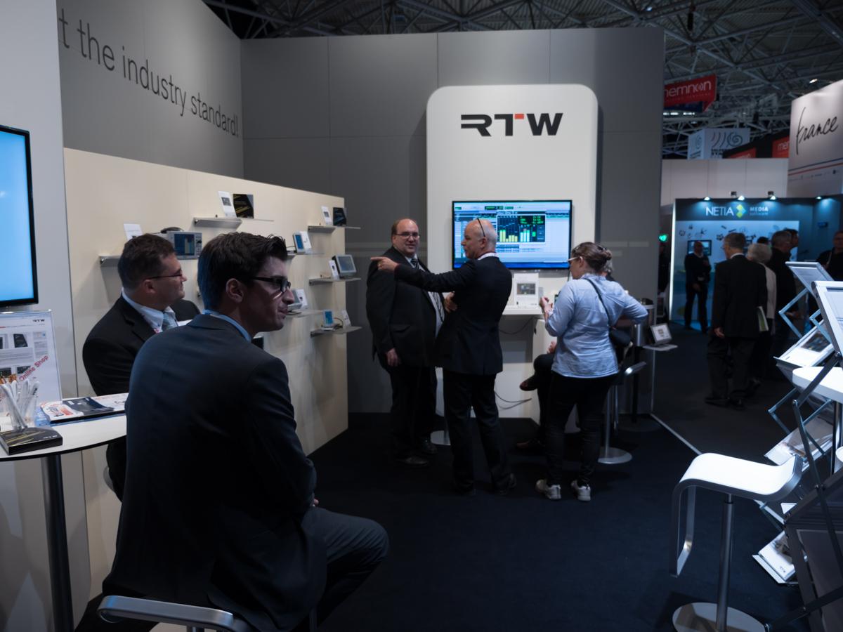 IBC 2014 : RTW
