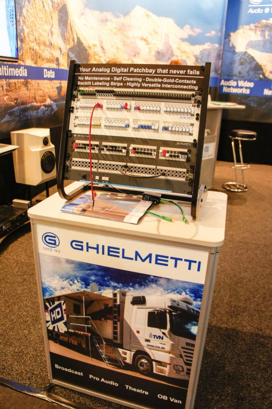 GHILMETTI at IBC 2014