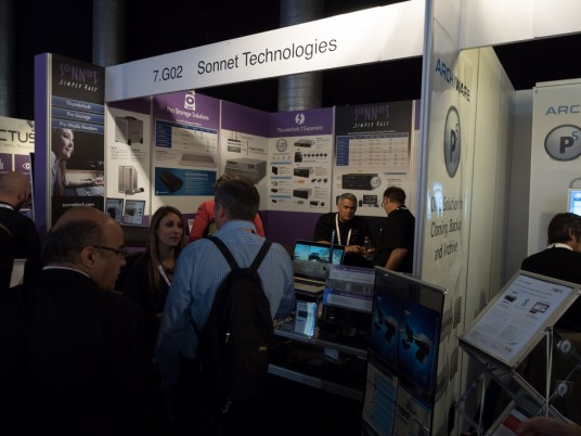 Sonnet Technologies at IBC 2014