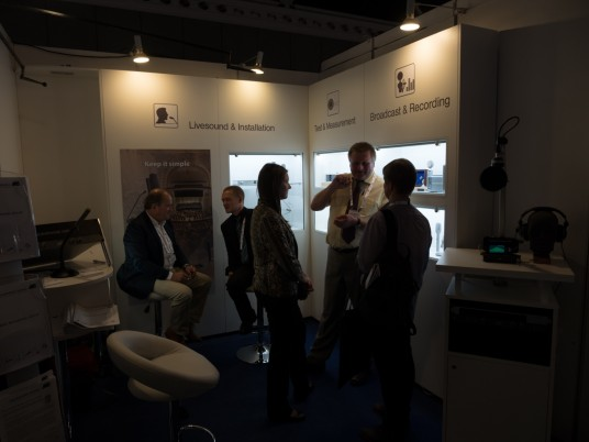 Microtec Gefell at IBC 2014