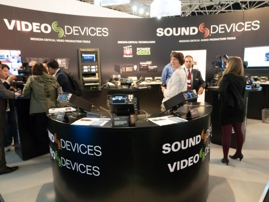 SoundDevices at IBC 2014