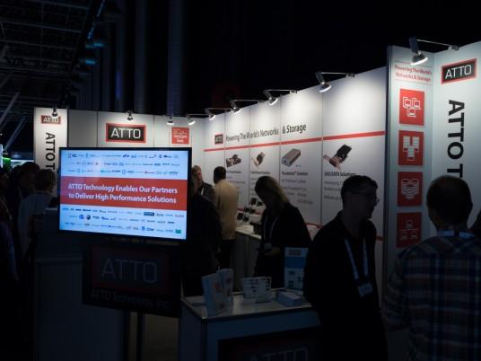 ATTO by IBC 2014