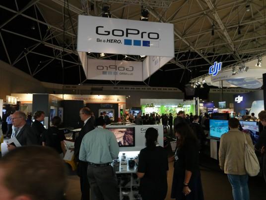 GoPro at IBC 2014