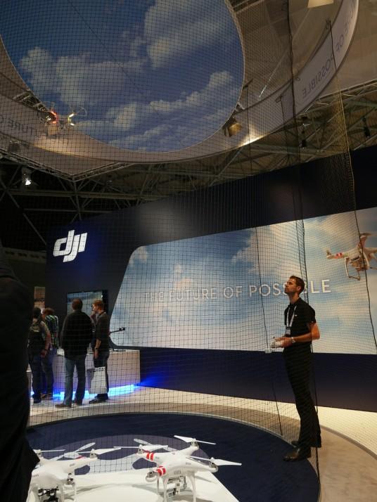 DJI at IBC 2014