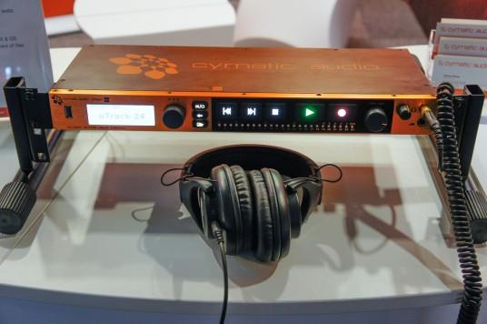 Cymatic Audio at IBC 2014