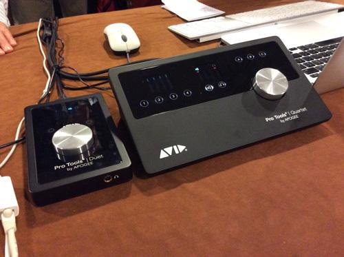 IBC 2014 直前Info:Avid + Apogee