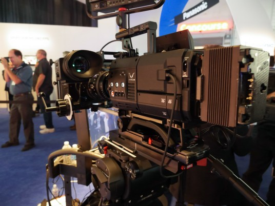 Panasonic at IBC 2014
