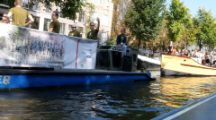 IBC 2014 Amsterdam Canal Cruise