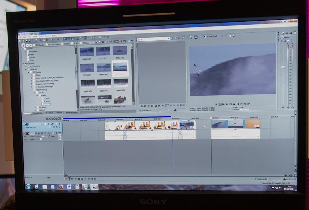 SONY « RockoN Show Report : IBC2012 / PLASA2012