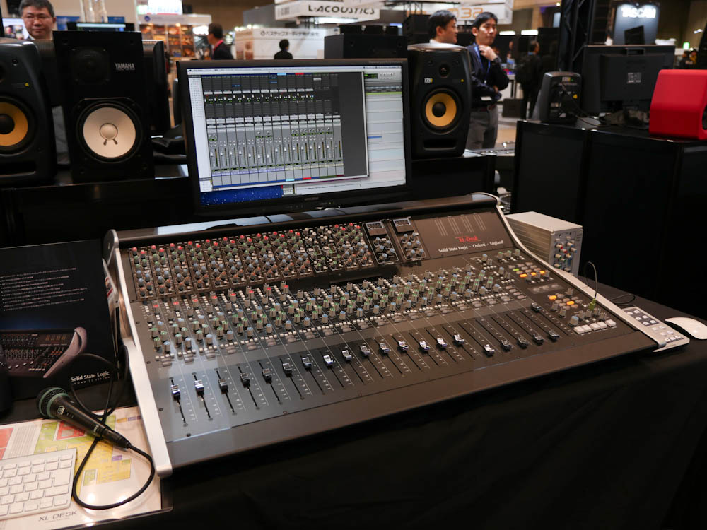 InterBEE 2014:Solid State Logic