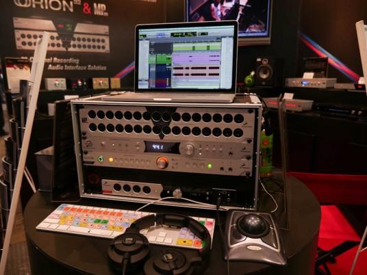 Antelope Audio at InterBEE 2014