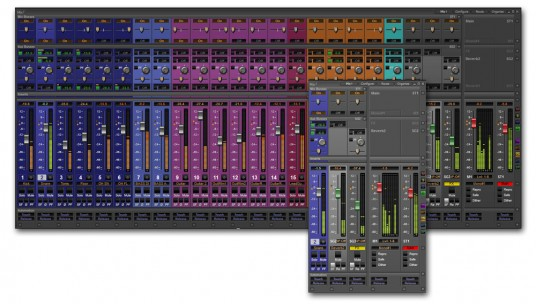 Musikmesse2014 Mixer-Signal-Flow_Composite