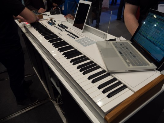 Musikmesse2014 Arturia KEYLAB 88