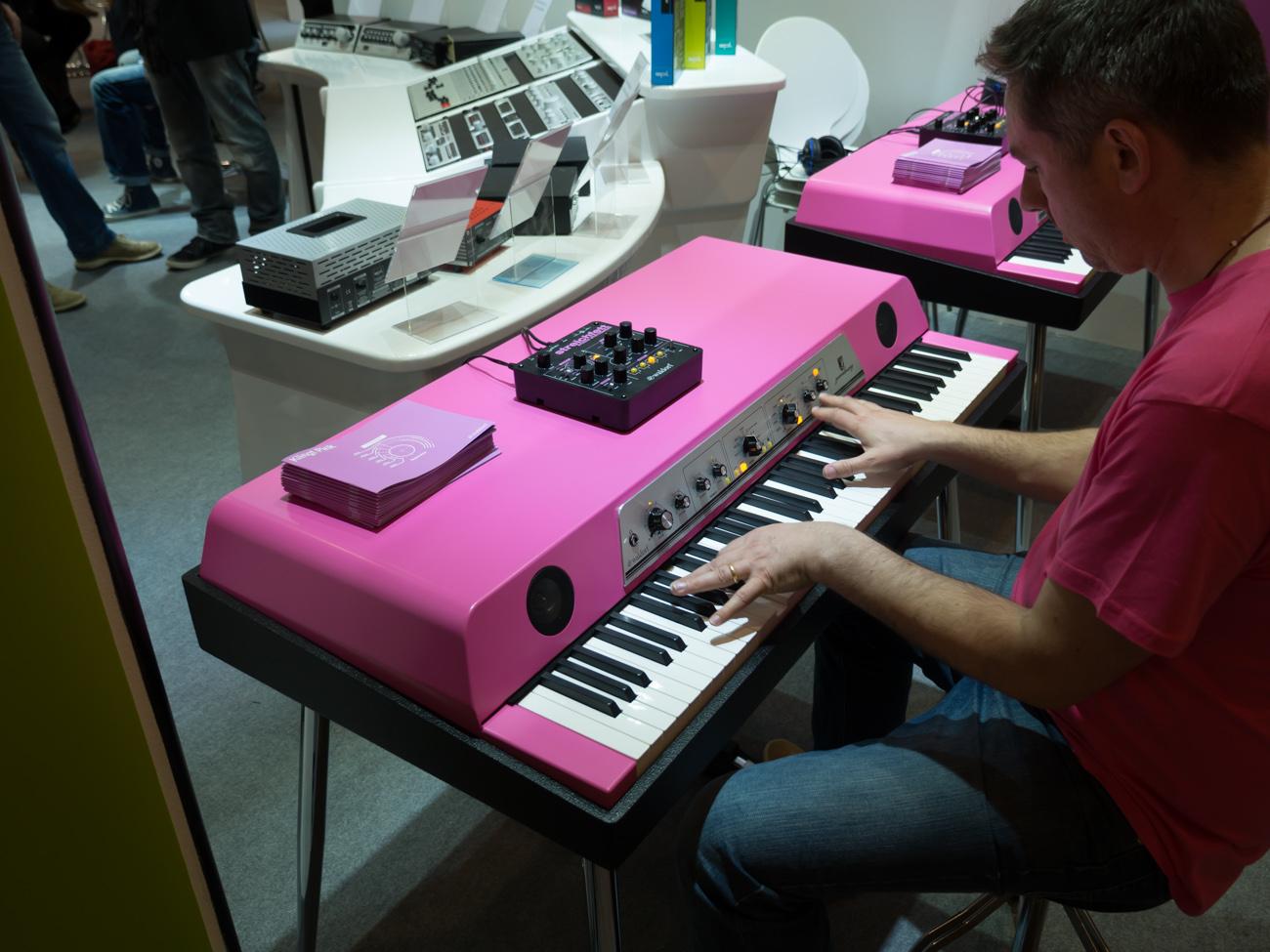 Musikmesse 2014 : Waldorf Music
